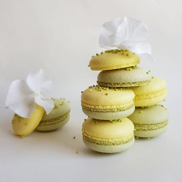 Small Desserts Made With Love and Macaron 122