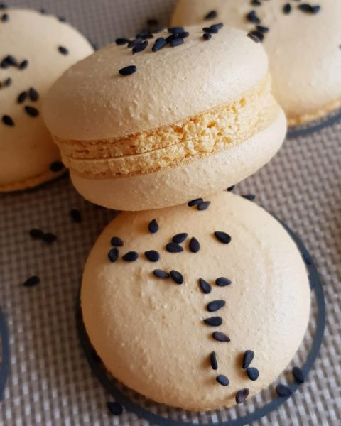 Small Desserts Made With Love and Macaron 129