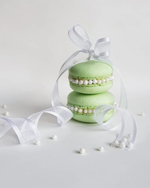 Small Desserts Made With Love and Macaron 131