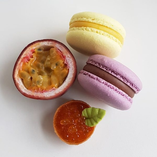 Small Desserts Made With Love and Macaron 155