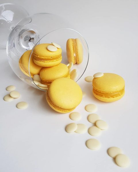 Small Desserts Made With Love and Macaron 164
