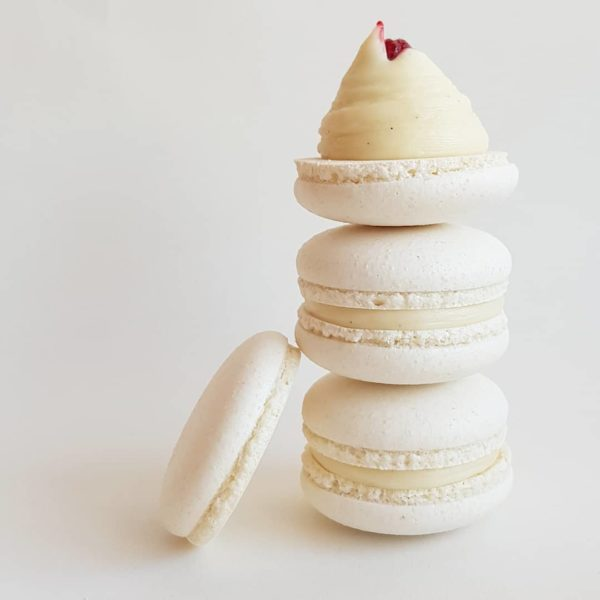 Small Desserts Made With Love and Macaron 165