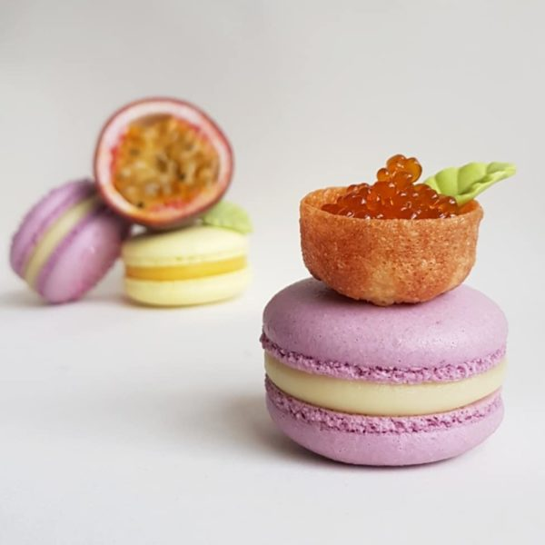 Small Desserts Made With Love and Macaron 174