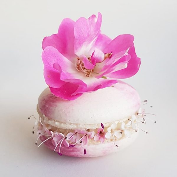 Small Desserts Made With Love and Macaron 176