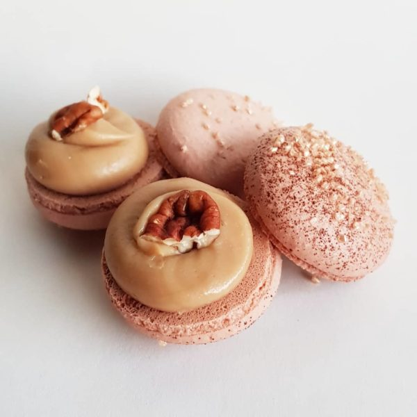 Small Desserts Made With Love and Macaron 182