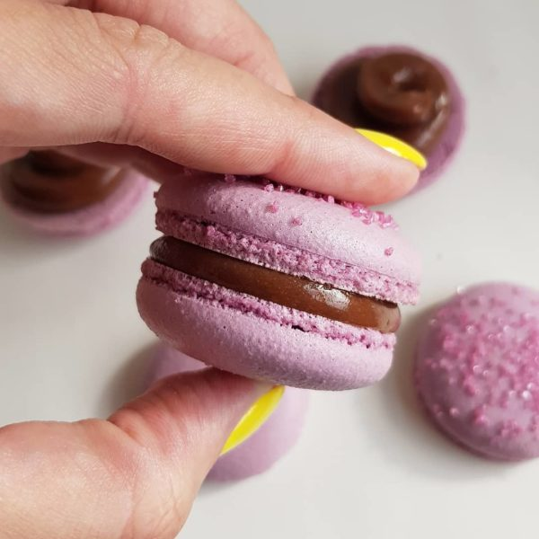 Small Desserts Made With Love and Macaron 185