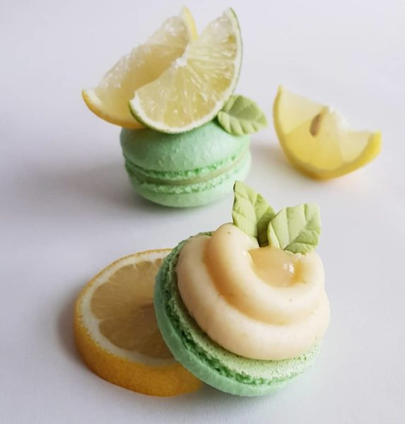 Small Desserts Made With Love and Macaron 187