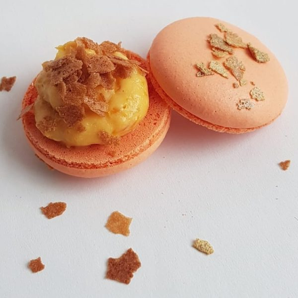 Small Desserts Made With Love and Macaron 188