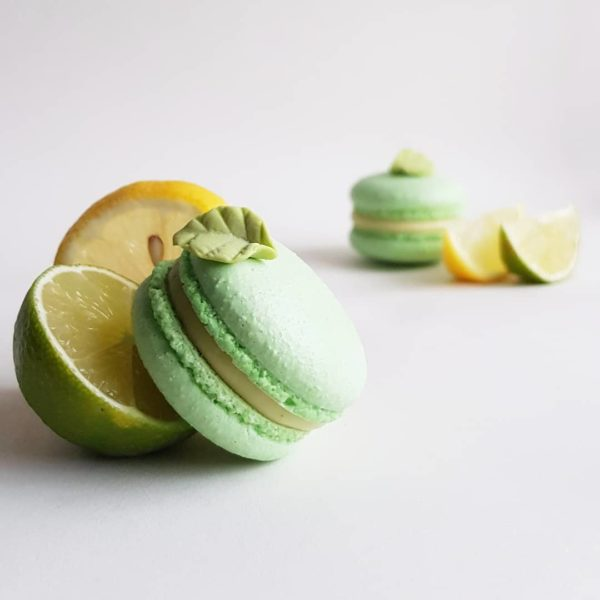 Small Desserts Made With Love and Macaron 193