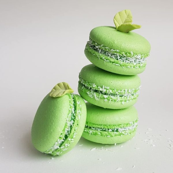 Small Desserts Made With Love and Macaron 219