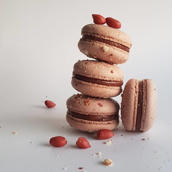 Small Desserts Made With Love and Macaron 221