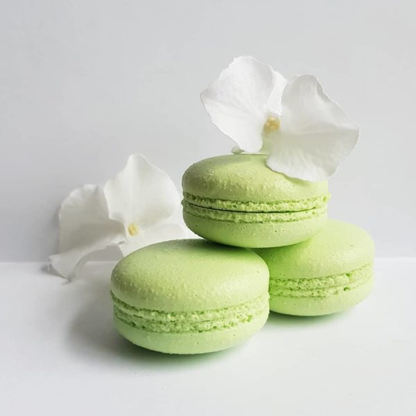 Small Desserts Made With Love and Macaron 222