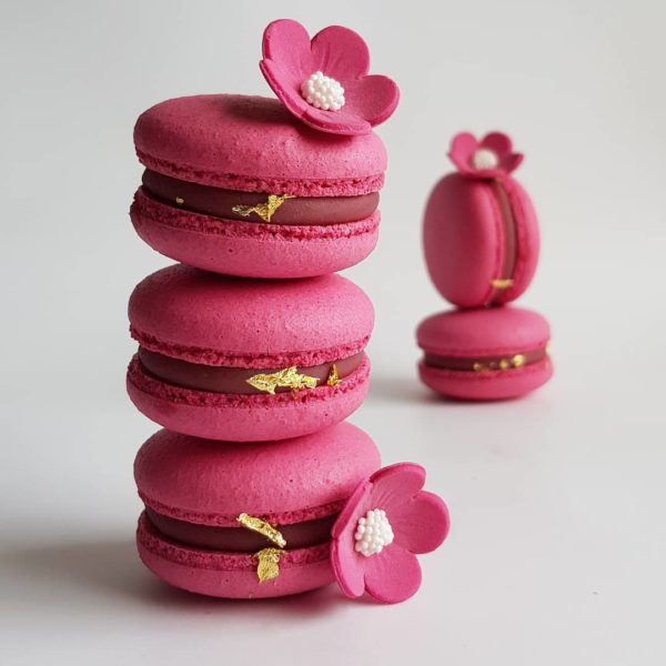 Small Desserts Made With Love and Macaron 234