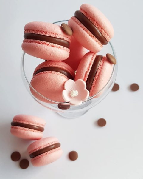 Small Desserts Made With Love and Macaron 245