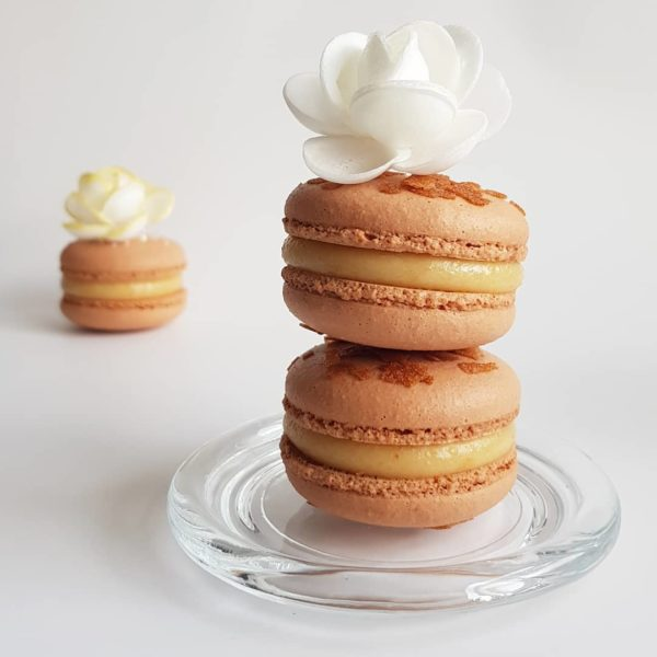 Small Desserts Made With Love and Macaron 251