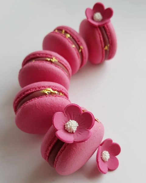 Small Desserts Made With Love and Macaron 255