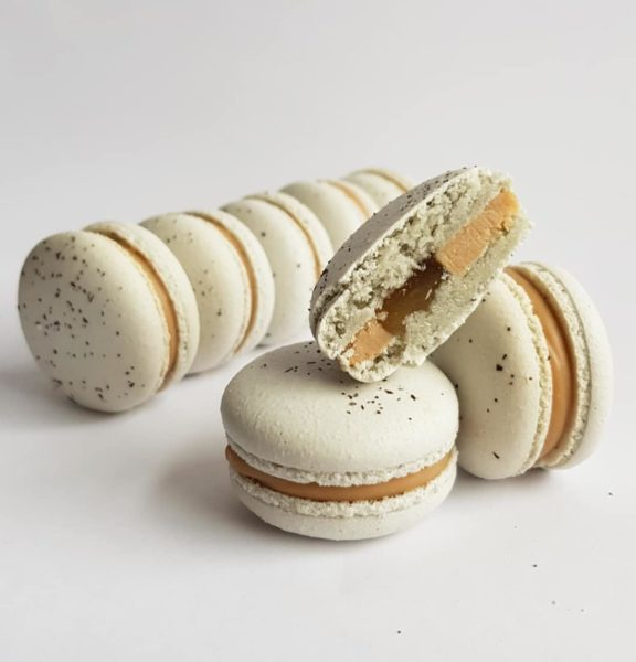 Small Desserts Made With Love and Macaron 256