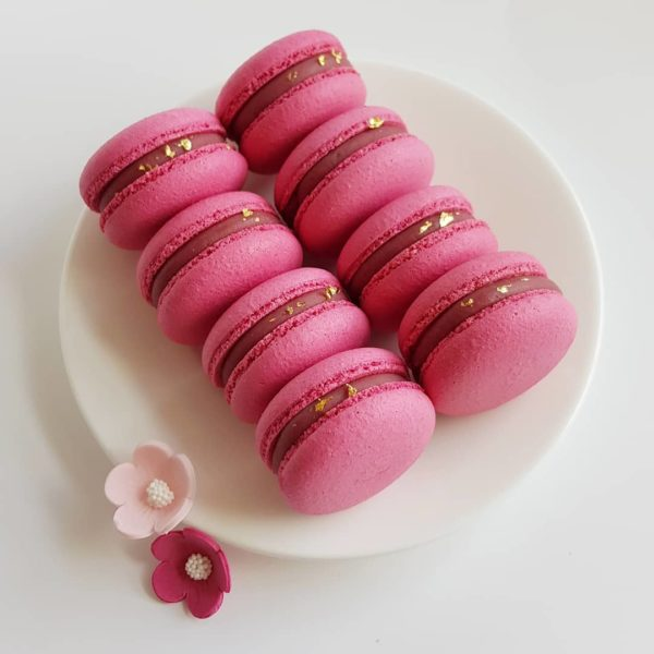 Small Desserts Made With Love and Macaron 257