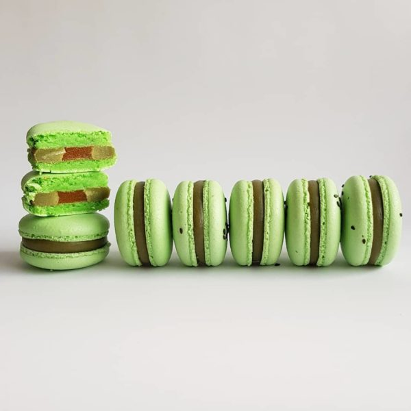 Small Desserts Made With Love and Macaron 270