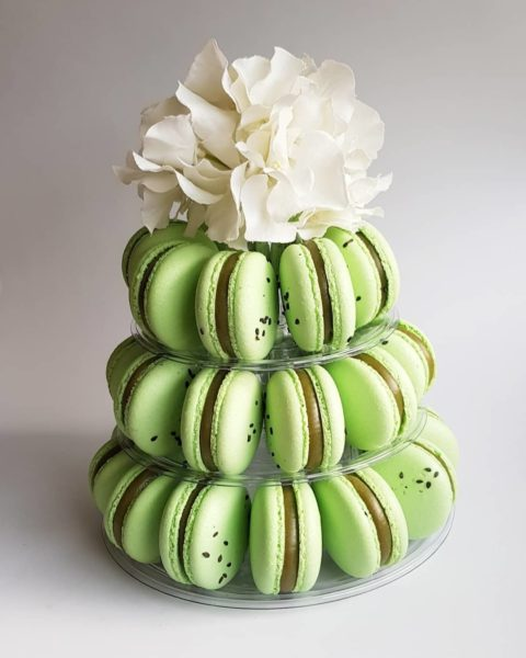 Small Desserts Made With Love and Macaron 272
