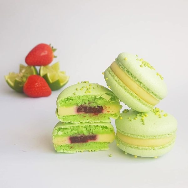 Small Desserts Made With Love and Macaron 280