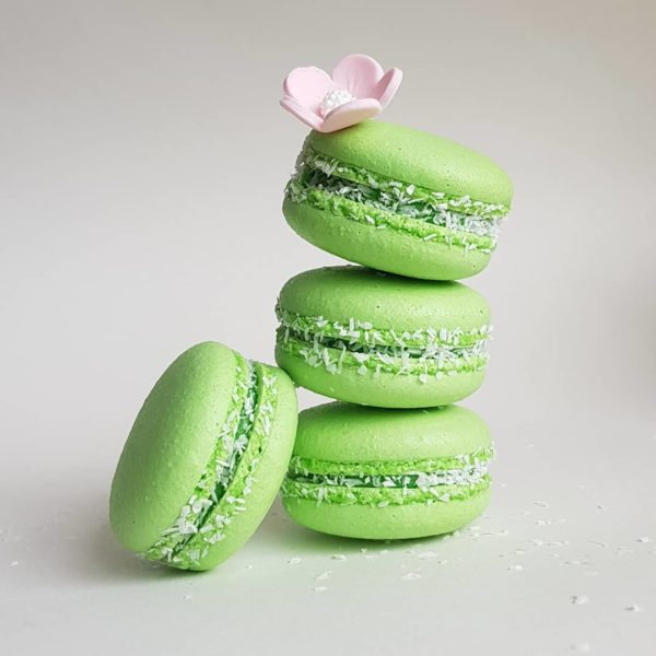 Small Desserts Made With Love and Macaron 282