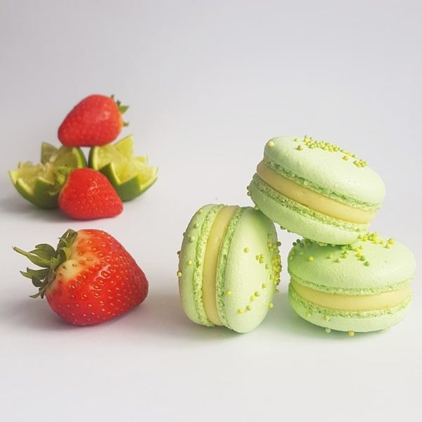 Small Desserts Made With Love and Macaron 283