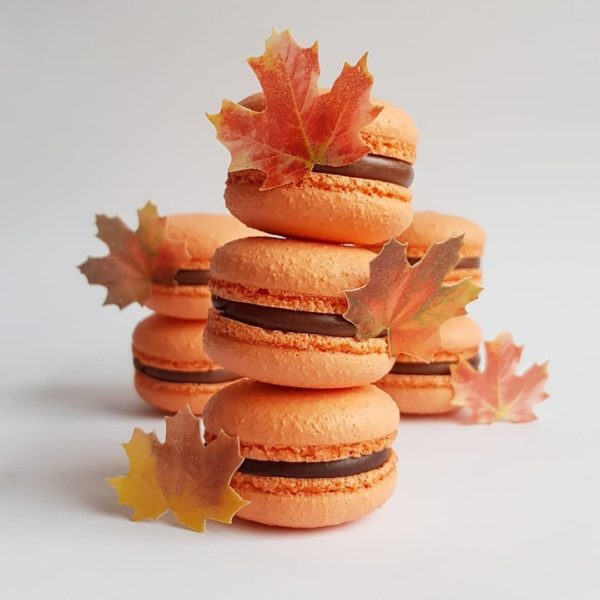 Small Desserts Made With Love and Macaron 297
