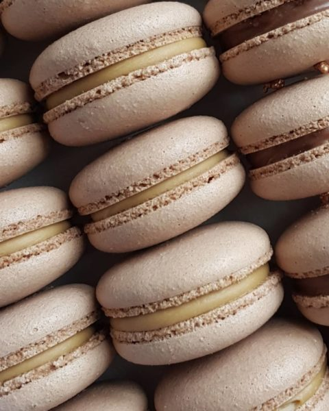 Small Desserts Made With Love and Macaron 30