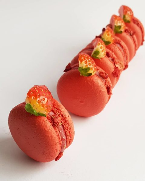 Small Desserts Made With Love and Macaron 302