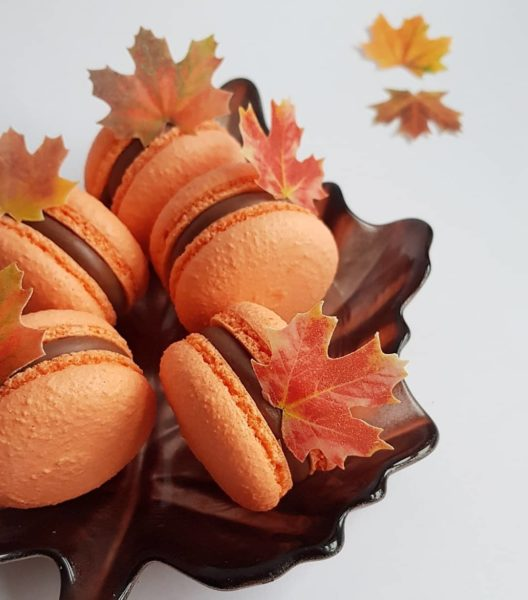 Small Desserts Made With Love and Macaron 308