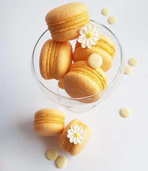 Small Desserts Made With Love and Macaron 310