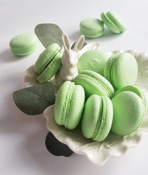 Small Desserts Made With Love and Macaron 331