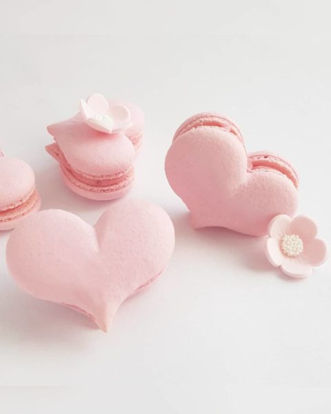Small Desserts Made With Love and Macaron 340