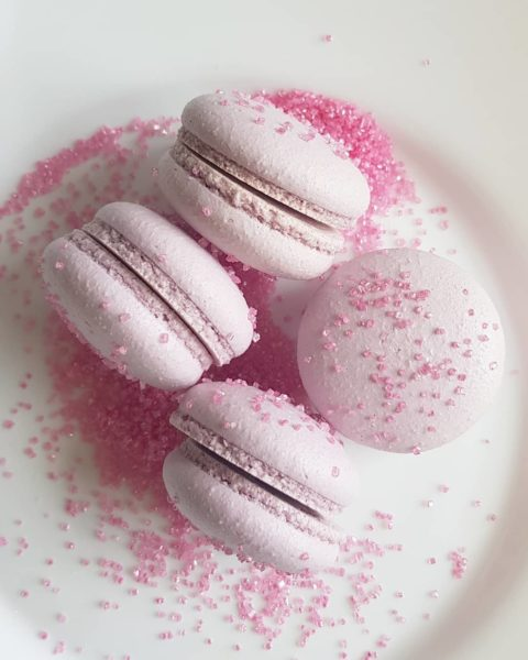Small Desserts Made With Love and Macaron 358