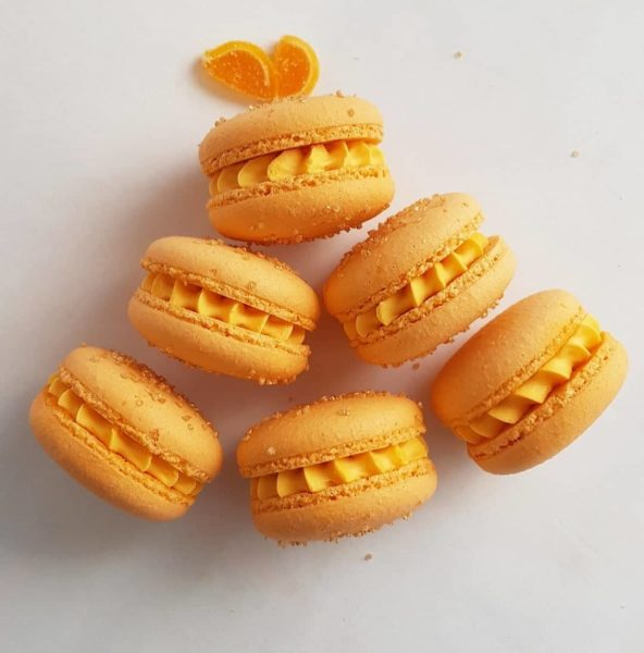Small Desserts Made With Love and Macaron 369