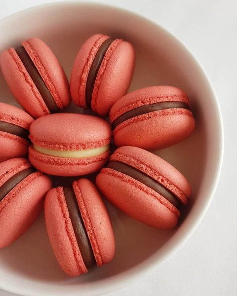 Small Desserts Made With Love and Macaron 410