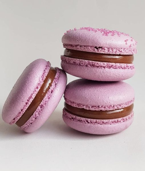 Small Desserts Made With Love and Macaron 412