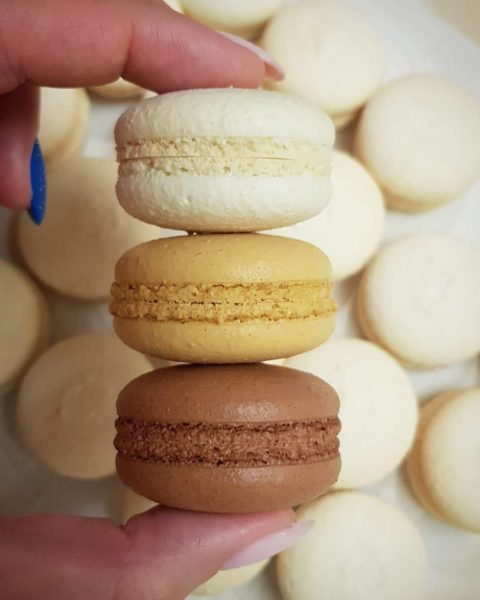 Small Desserts Made With Love and Macaron 45