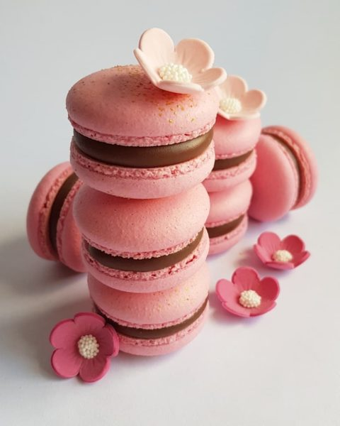 Small Desserts Made With Love and Macaron 461