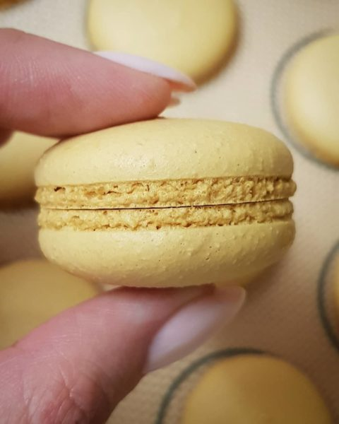 Small Desserts Made With Love and Macaron 50