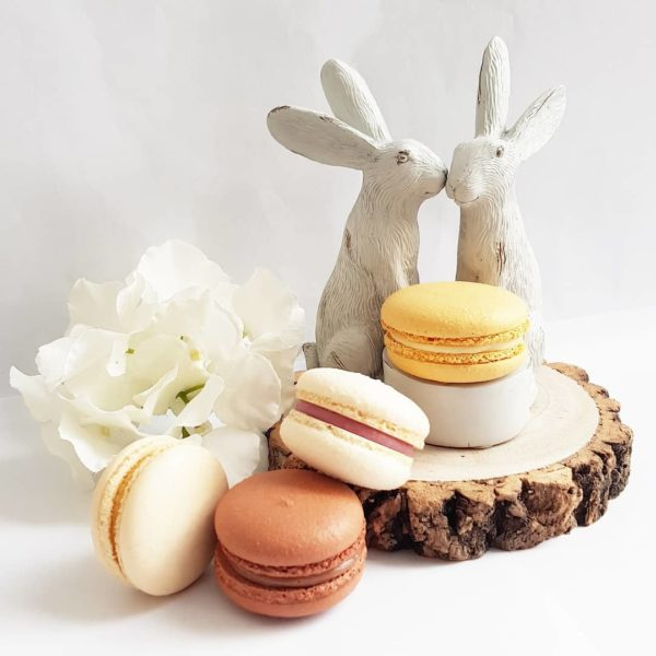 Small Desserts Made With Love and Macaron 58