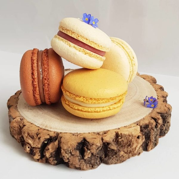 Small Desserts Made With Love and Macaron 59