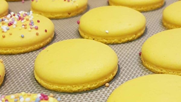 Small Desserts Made With Love and Macaron 65