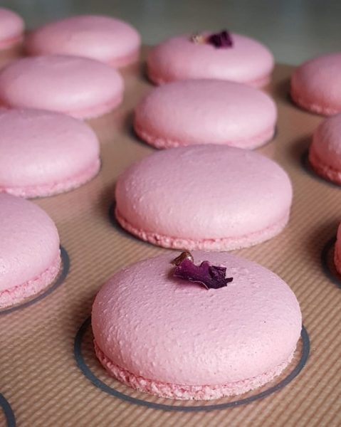 Small Desserts Made With Love and Macaron 71