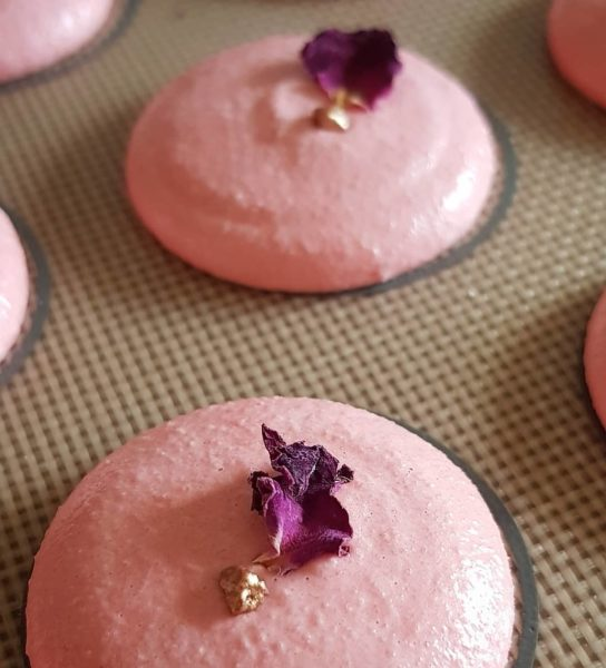Small Desserts Made With Love and Macaron 73