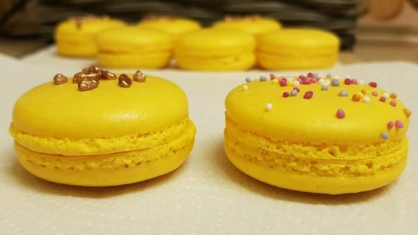 Small Desserts Made With Love and Macaron 75