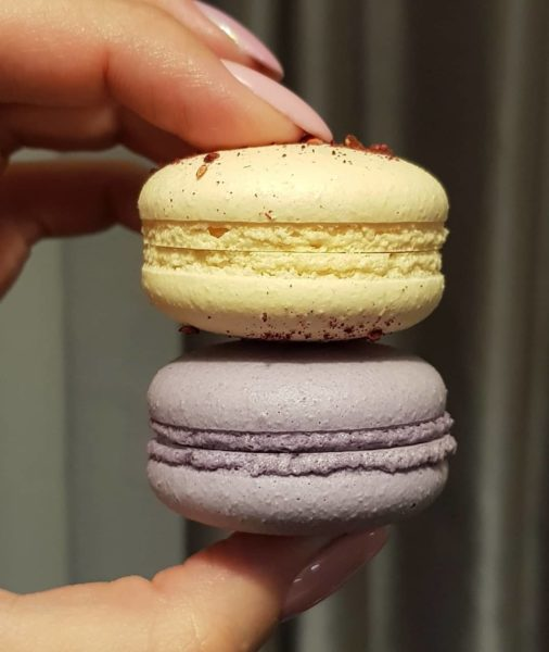 Small Desserts Made With Love and Macaron 78