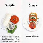 Which of these simple and easy snacks would you try?? - Making a good choice doesn't have to take a lot of time! - These can all be made with in minutes! 😊 ⏰