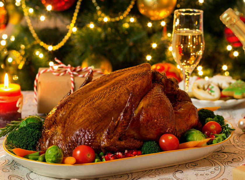 12 tips for roasted turkey like a pomegranate